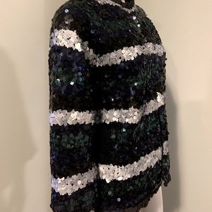 Marc Jacobs Sequin Jacket